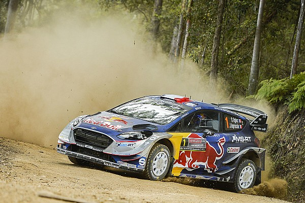 Neuer WRC-Vertrag: Sebastien Ogier bleibt 2018 bei M-Sport-Ford
