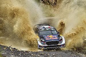 WRC Топ список Галерея: броди та пил на Ралі Австралія