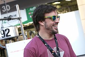 WEC Motorsport.com hírek Alonso megerősítette, hogy LMP1-es autót tesztel Bahreinben
