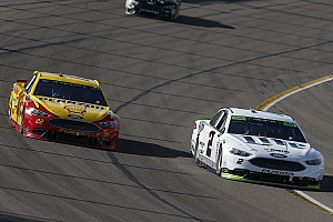 NASCAR Sprint Cup Noticias Robby Benton se une a  Penske como gerente del equipo