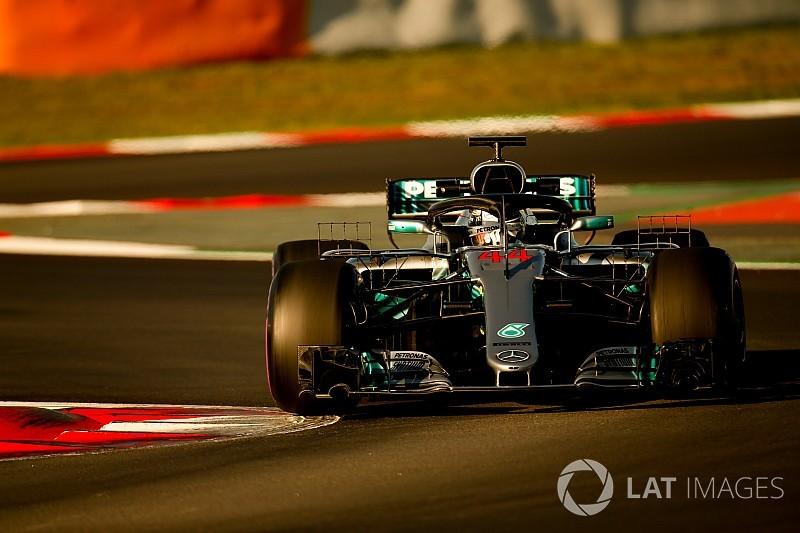 """Para Prost, Hamilton inicia la temporada """"con una pequeña ventaja"""""""