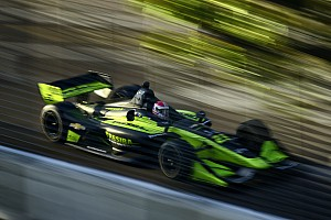 IndyCar Breaking news Carlin drivers have mixed views over IndyCar debut