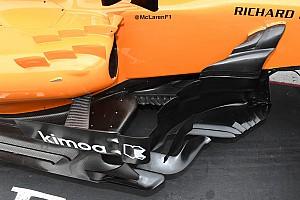 Formula 1 Özel Haber Çin GP öncesi öne çıkan teknik kareler