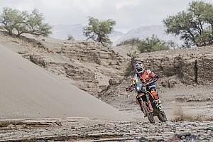 Дакар Новость На «Дакаре» отменили 12-й этап для мотоциклов и квардоциклов