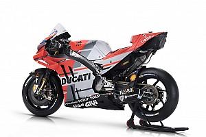 MotoGP Новость На байке Ducati появились серые полосы. Вот зачем они нужны
