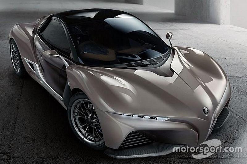Yamaha збирається виготовляти автомобілі