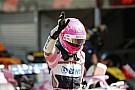 Formula 1 Ocon: Force India'nın gücünü herkese gösterdik