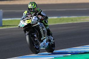 MotoGP Réactions Crutchlow satisfait de ses deux derniers jours d'essais à Jerez
