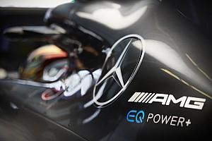 Mercedes 2018 F1 motoru