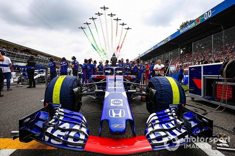As taxas de inscrição da F1 para a temporada de 2019