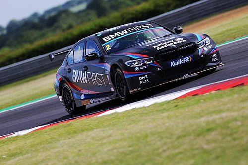 Snetterton BTCC: Turkington claims first 2021 win with Race 1 victory