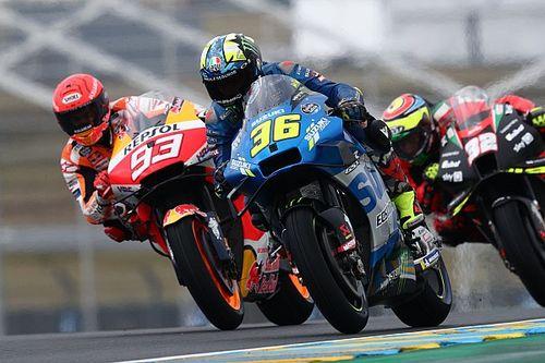 Uitslag: Eerste vrije training MotoGP GP van Frankrijk