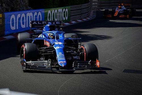"""Seulement 17e, Alonso """"en attendait davantage"""""""