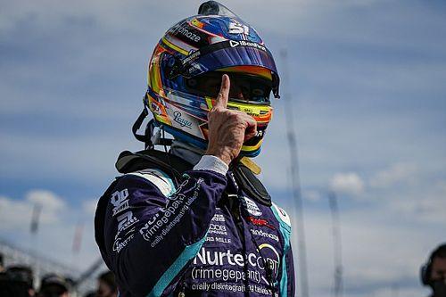Grosjean sprakeloos na eerste pole in tien jaar