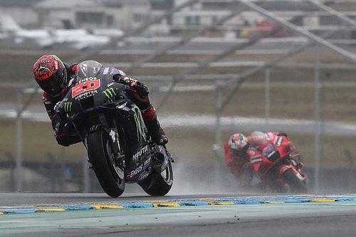 Quartararo werd overvallen door chaos in GP van Frankrijk