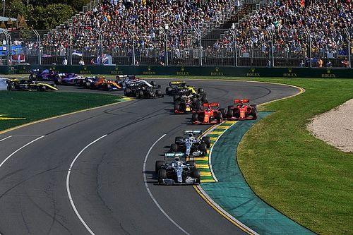 FOX anuncia calendario de transmisión de F1 2020