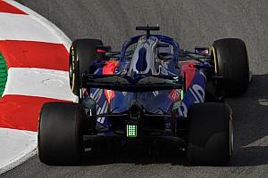 El nuevo motor Honda de F1 es