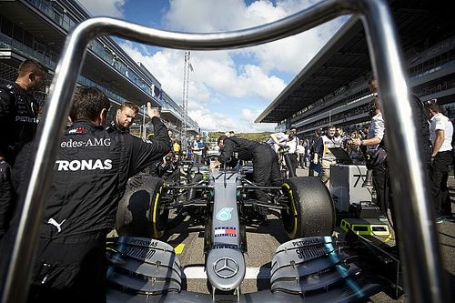 Mercedes accounts reveal cost of 2018 F1 title