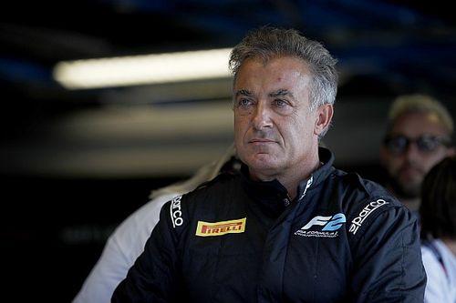 Alesi teme una crisis de patrocinadores en la escalera a la F1