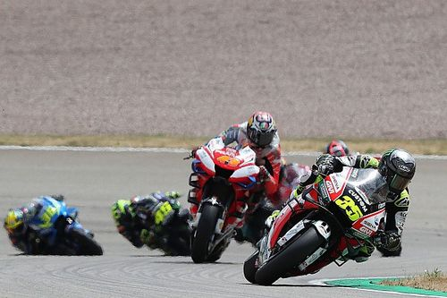 Las 100 mejores fotos del GP de Alemania de MotoGP