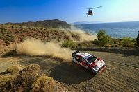 Turkey WRC: Evans takes dramatic win, points lead