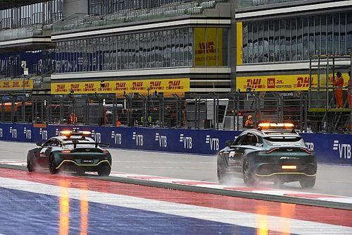 Sochi: la pioggia preoccupa per sabato, anticipata Gara 1 di F3