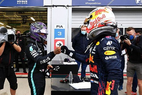 """Horner expects """"grandstand start"""" with Verstappen-Hamilton front row"""