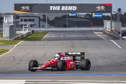 Lowndes to drive Dallara Formula 1 car at The Bend Classic