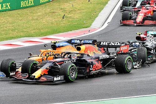 F1-update: Verstappen met kater zomerstop in, Lucky Lewis na fout Bottas