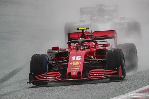 Hivatalos: Leclerc 3 rajthelyes büntetést kapott, csak a 14. helyről rajtol a Ferrarival