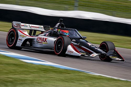 VeeKay: Preparation, acclimation helped me shine in GP Indy