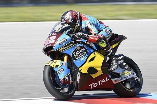 Moto2, Red Bull Ring, Libere 3: Lowes si conferma al top