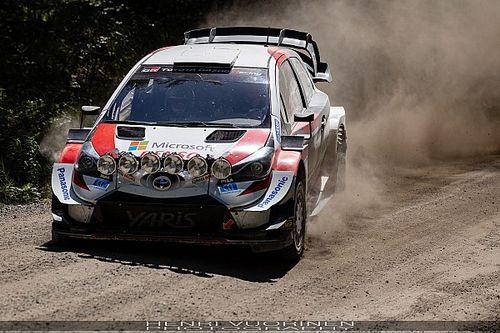 WRC, Toyota: la Yaris non avrà grossi aggiornamenti quest'anno