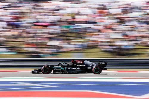 Lewis Hamilton Akui Mercedes Alami Kemunduran dalam F1 GP Amerika Serikat