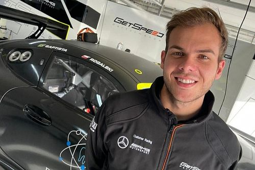 Bruno Baptista correrá no GT World Challenge Europe Endurance em 2021