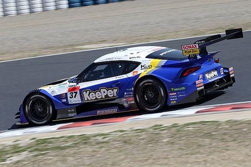 Okayama Super GT: TOM'S on pole as Toyota Supras dominate