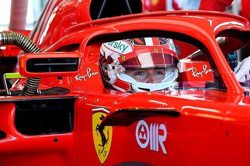 F1: Leclerc participa de teste com Ferrari em Fiorano nesta terça
