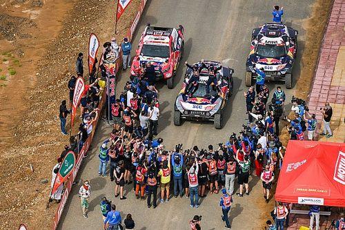 Galeria zdjęć: 12 etap Rajdu Dakar 2021