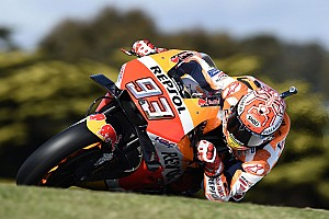 MotoGP-Qualifying in Australien: Marc Marquez sichert sich die Pole-Position