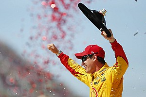 Monster Energy NASCAR Cup Yarış raporu NASCAR Michigan: Joey Logano'dan sezonun ilk zaferi