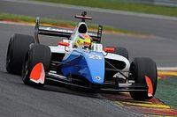 Spa F3.5: Kırmızı bayraklı seansta Vaxiviere pole pozisyonunu kazandı