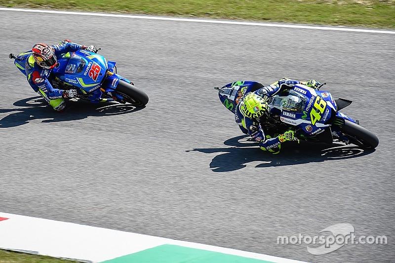 Maverick Vinales: Valentino Rossi war kein Einfluss auf meine Entscheidung