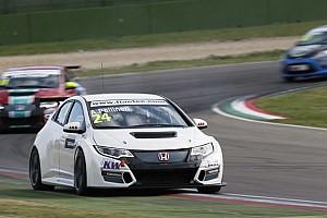 ETCC Qualifiche Aku Pellinen conquista la pole per Gara 1 ad Imola
