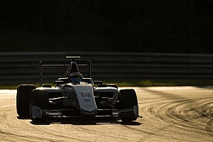 GP3 Practice report Hungary GP3: Parry leads Fukuzumi in practice
