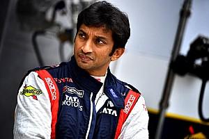 Blancpain Sprint Breaking news Karthikeyan considers Blancpain with Super Formula future in doubt