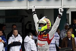 DTM Race report DTM Hockenheim: Kondisi cuaca berubah, Green menangi Race 2