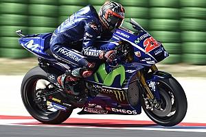MotoGP Résumé de qualifications Qualifs - Viñales arrache la pole à ses rivaux pour le titre