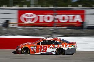 NASCAR Cup Reporte de prácticas Daniel Suárez fue tercero en la última práctica en Richmond