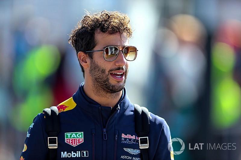 Ricciardo advierte que Red Bull necesita luchar por el título para renovar su contrato