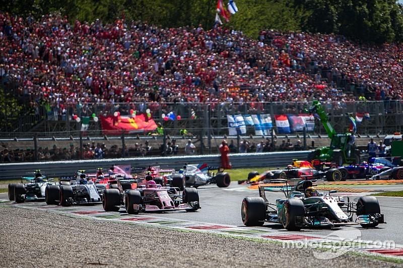 F1-uitzendingen in Italië mogelijk achter betaalmuur